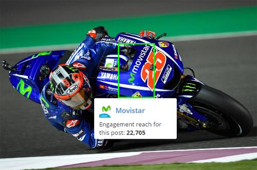 MotoGP ya quema rueda en Blinkfire