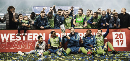 Los Seattle Sounders y #DefendOurCup
