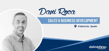 Conoce al equipo: Dani Roca