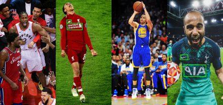 Champions League y NBA: los grandes momentos de mayo