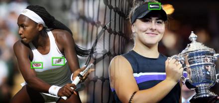 Las nuevas estrellas del tenis: Coco Gauff y Bianca Andreescu