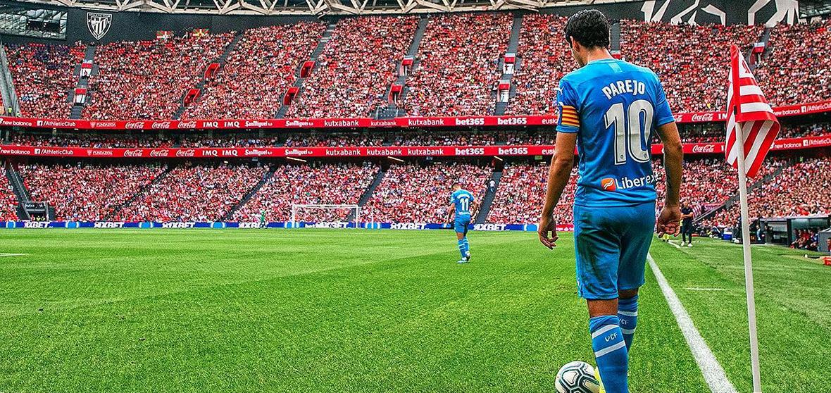 Lázaro de la Peña, fotógrafo del Valencia CF, y el arte de la foto perfecta en redes sociales